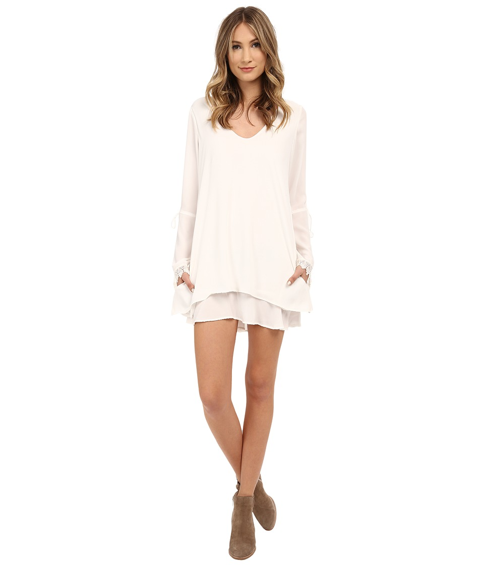 Lucy Love - Felicity Dress (Ivory) Women's Dress