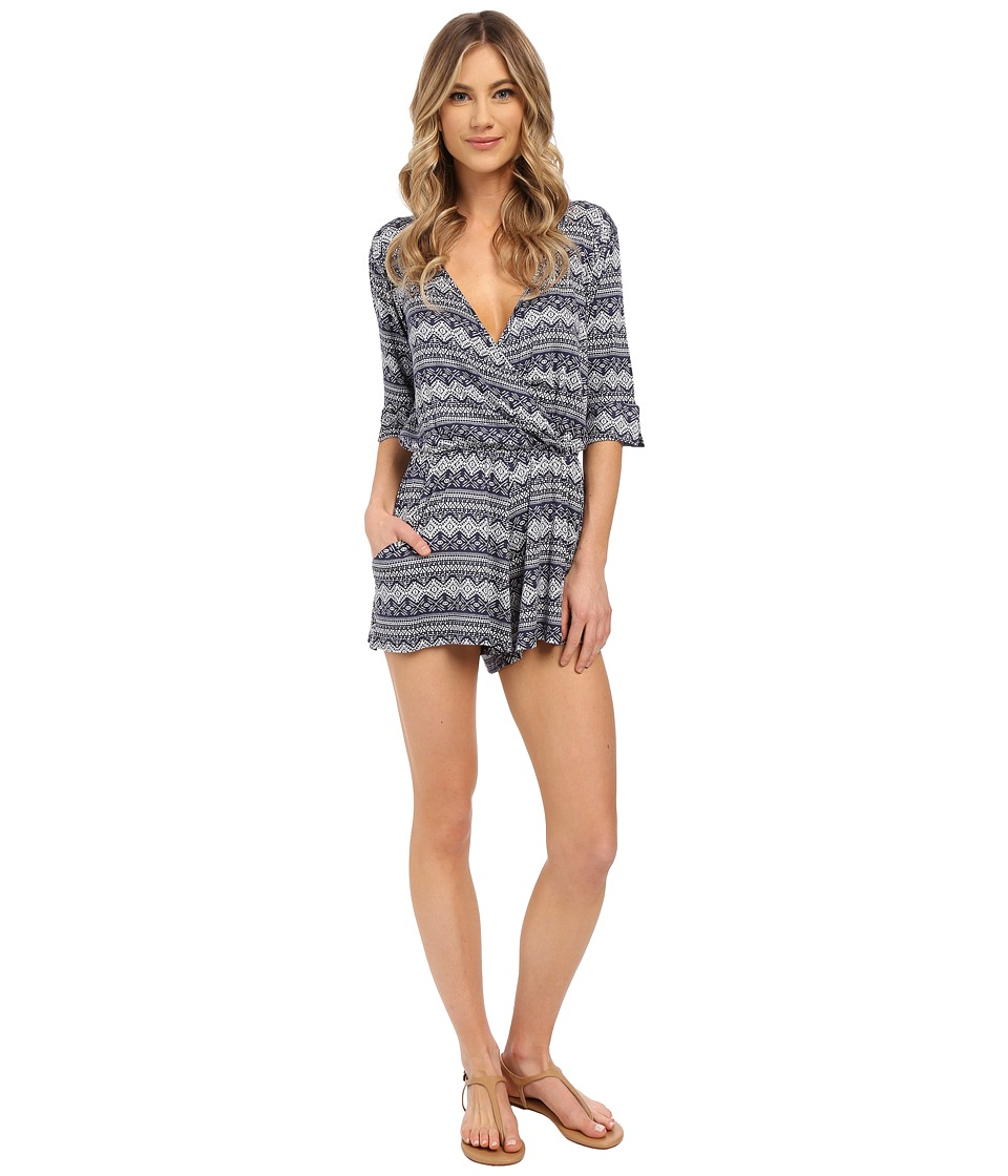 Lucy Love - Nantucket Romper in Nantucket (Nantucket) Women's Jumpsuit & Rompers One Piece