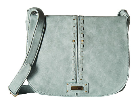 Roxy - Lite Heart Crossbody (Agate Green) Shoulder Handbags