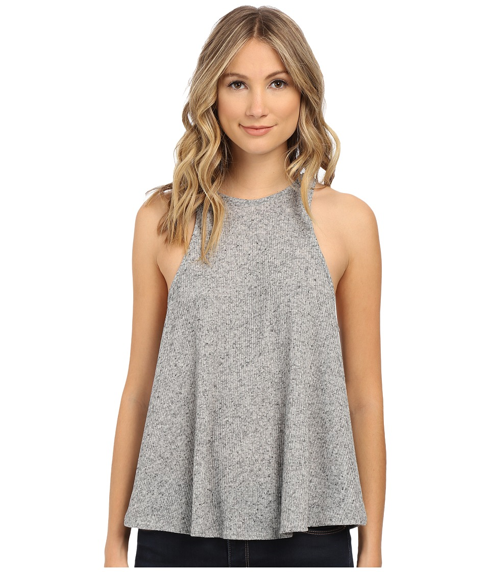 Lucy Love - Charlie Tank Top (Heather) Women's Sleeveless