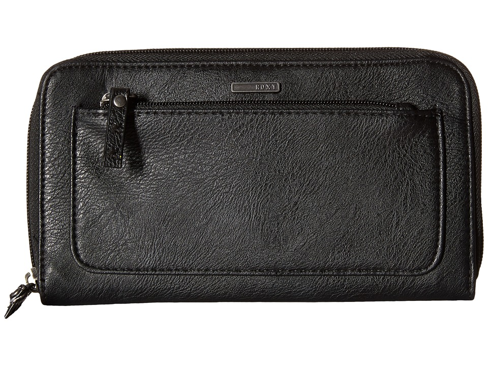 Roxy - Reflect Wallets (True Black) Wallet Handbags