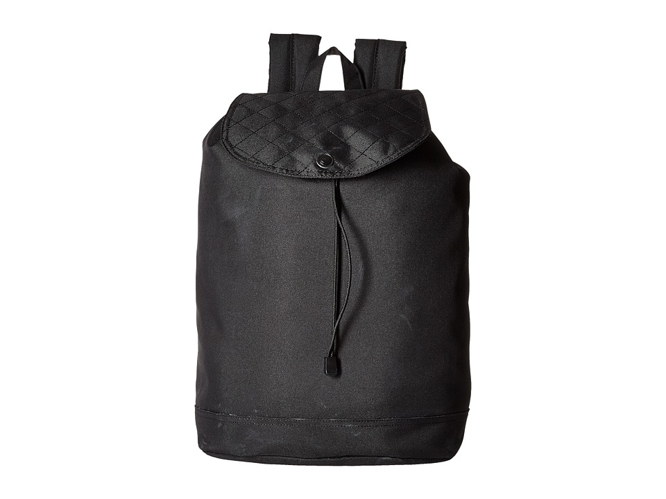 Herschel Supply Co. - Reid (Black Quilted) Backpack Bags