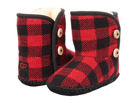 UGG Kids - Purl Pine (Infant/Toddler) (Scarlett) Girls Shoes