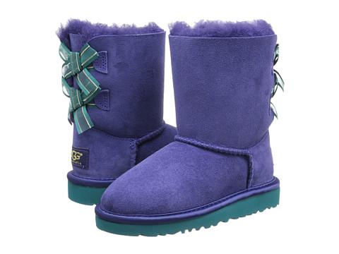 UGG Kids - Bailey Bow Bloom (Toddler/Little Kid) (Medallion) Girls Shoes