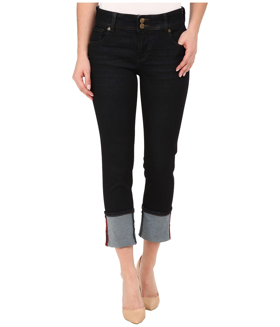 KUT from the Kloth - Cameron Straight Leg Jeans in Growth/Euro Base Wash (Growth/Euro Base Wash) Women