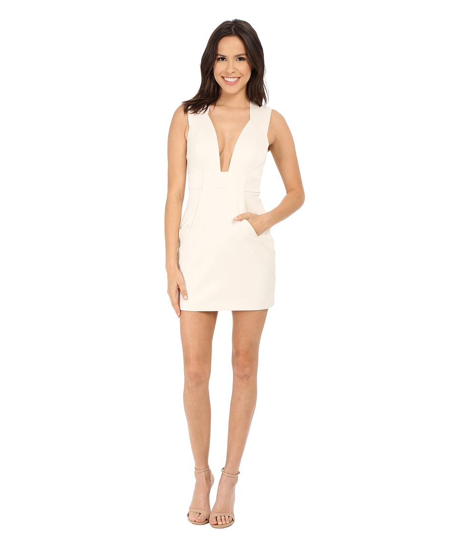 StyleStalker - Horizon Dress (Oatmeal) Women's Dress