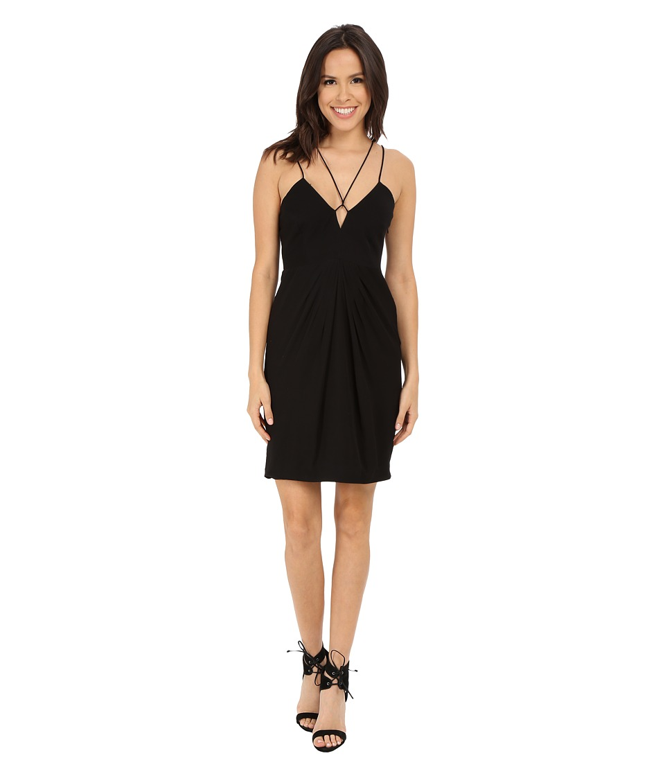 StyleStalker - Poolside Dress (Noir) Women's Dress