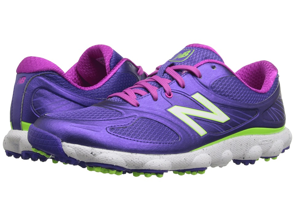 New Balance Golf - NBGW1001 Minimus (Purple) Women's Golf Shoes