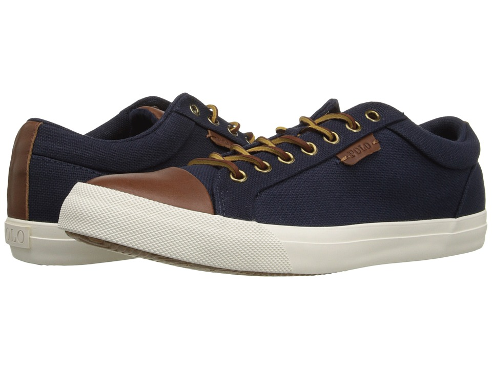 Polo Ralph Lauren Geffrey (Newport Navy/Polo Tan) Men