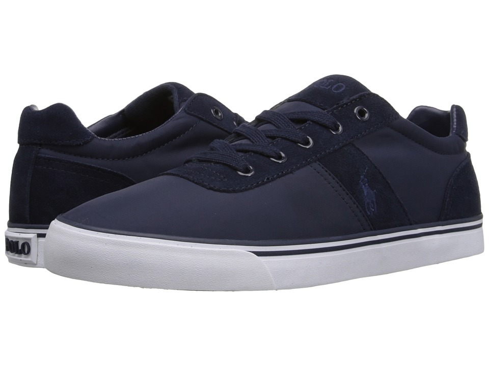 Polo Ralph Lauren - Hanford (Newport Navy/Newport Navy) Men's Lace up casual Shoes