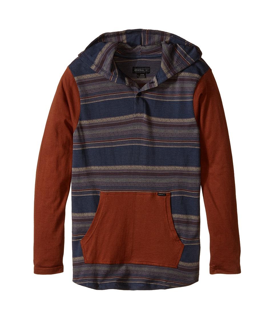 O'Neill Kids - Mexicali Pullover (Big Kids) (Navy) Boy's Sweatshirt