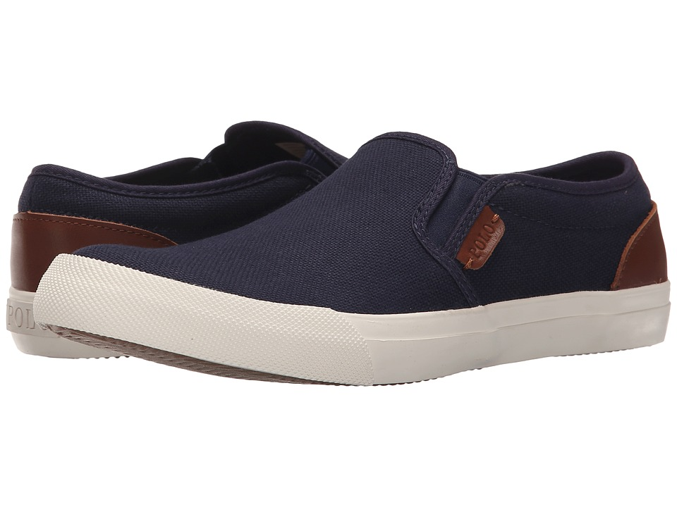 Polo Ralph Lauren Greggory (Newport Navy/Polo Tan) Men