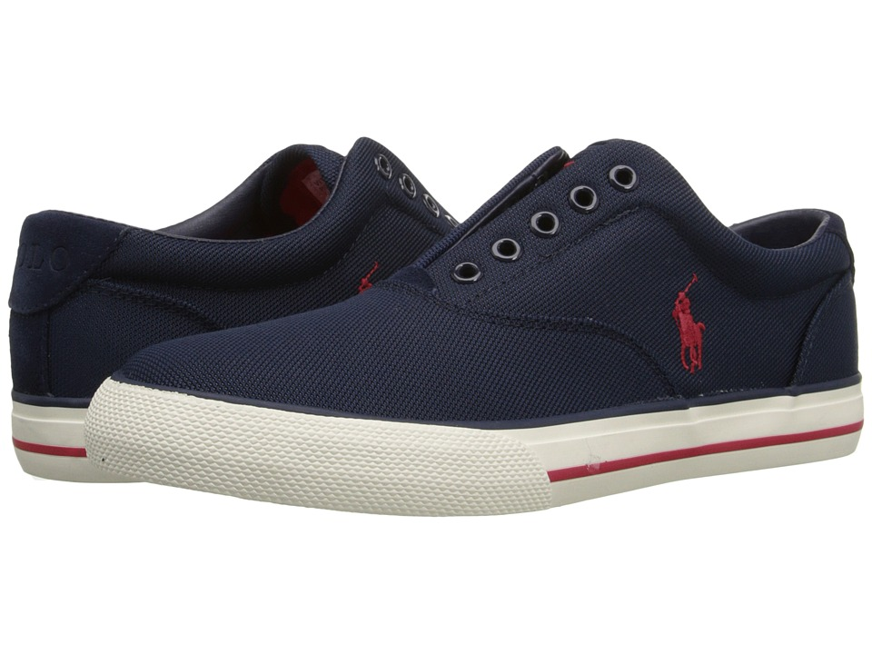 Polo Ralph Lauren - Vito (Newport Navy) Men's Lace up casual Shoes