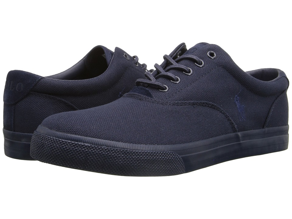Polo Ralph Lauren - Vaughn (Newport Navy) Men's Lace up casual Shoes