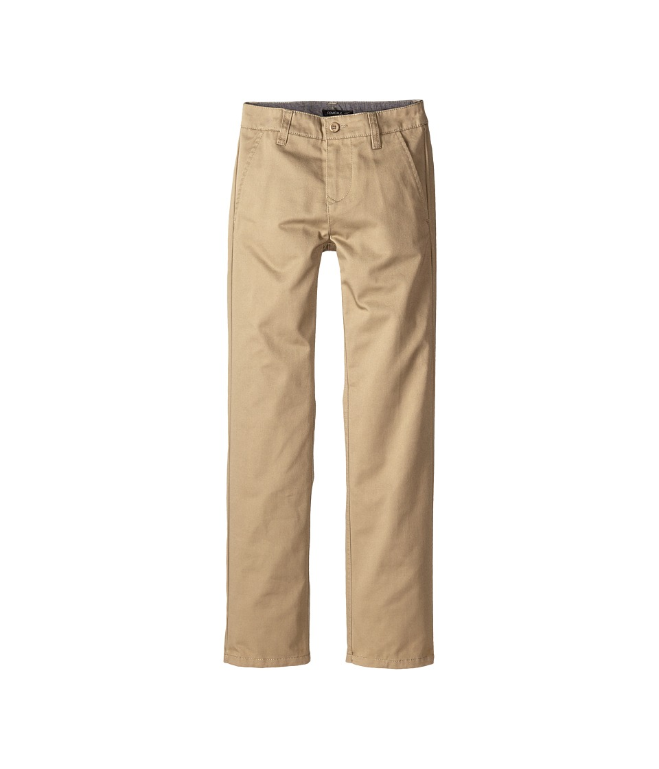 O'Neill Kids - Contact Pant (Big Kids) (Khaki) Boy's Casual Pants