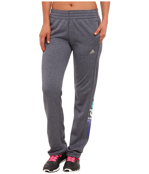 adidas - Ultimate Fleece Pants (Midnight Grey) Women