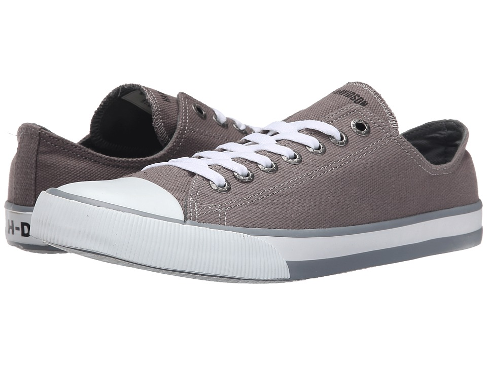Harley-Davidson - Roarke (Grey) Men's Lace up casual Shoes