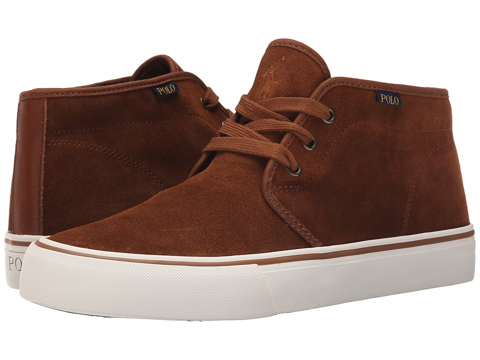 Polo Ralph Lauren - Maykn (New Snuff/Polo Tan) Men's Shoes