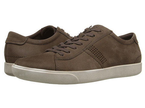 ECCO - Gary Tie (Coffee) Men's Lace up casual Shoes