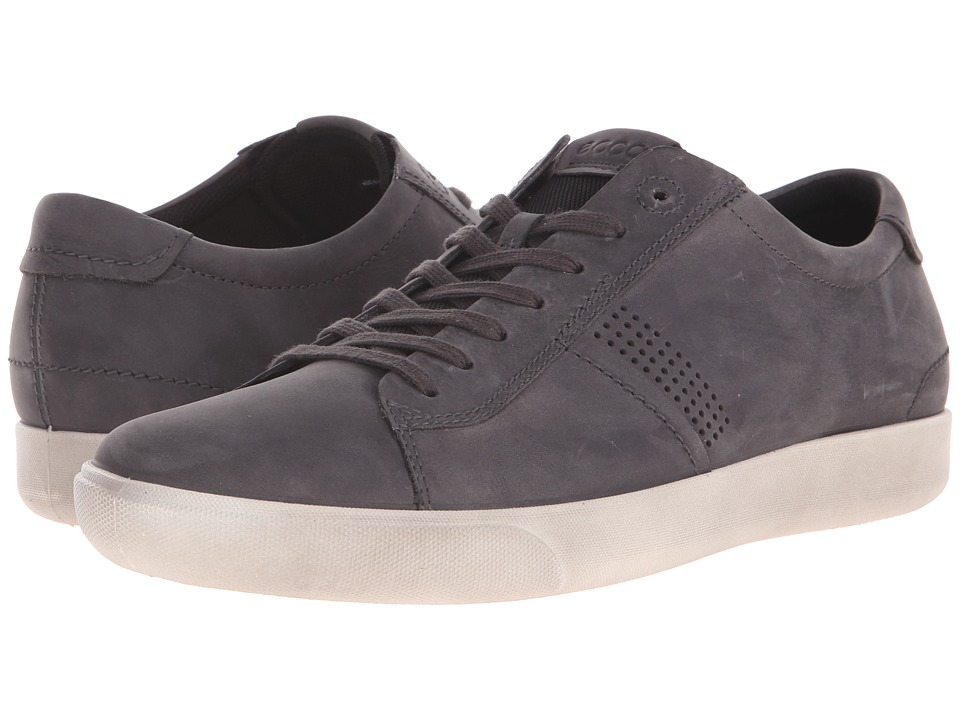 ECCO - Gary Tie (Moonless) Men's Lace up casual Shoes