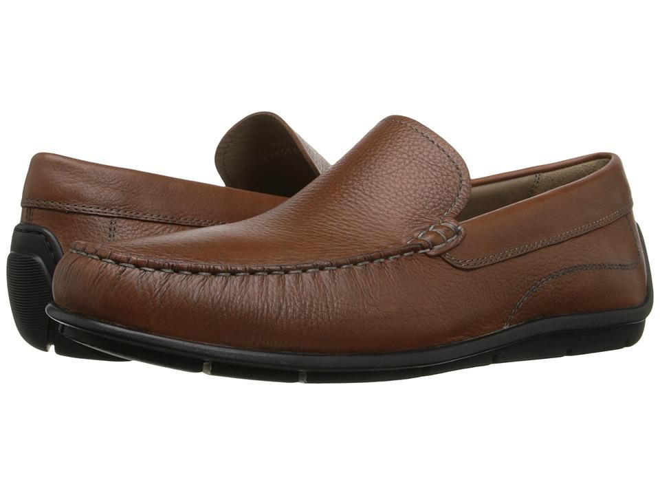 ECCO - Classic Moc (Lion Cow Leather) Men's Slip on Shoes