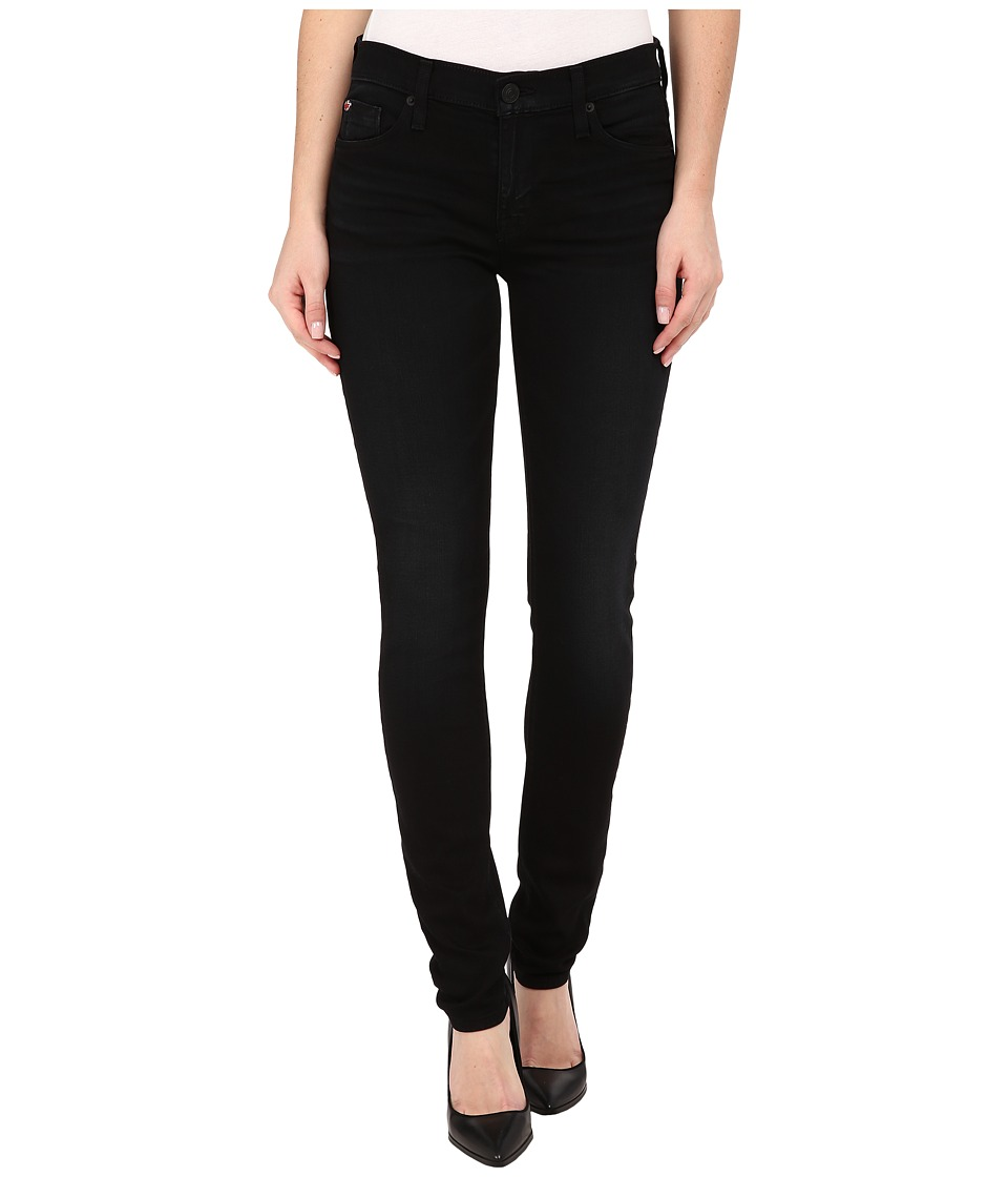 Hudson - Nico Mid-Rise Skinny in Influencer (Influencer) Women's Jeans