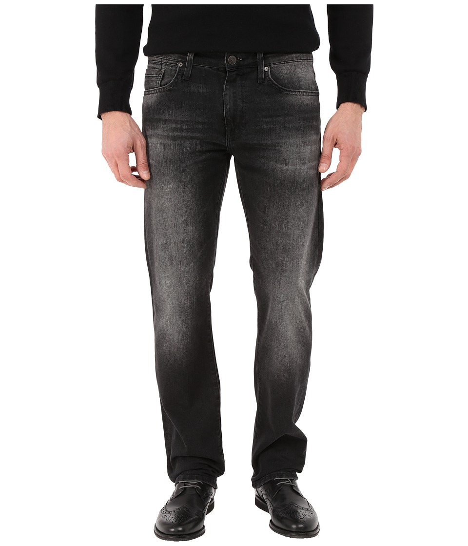 Mavi Jeans - Zach Regular Rise Straight in Smoke Used Williamsburg (Smoke Used Williamsburg) Men's Jeans