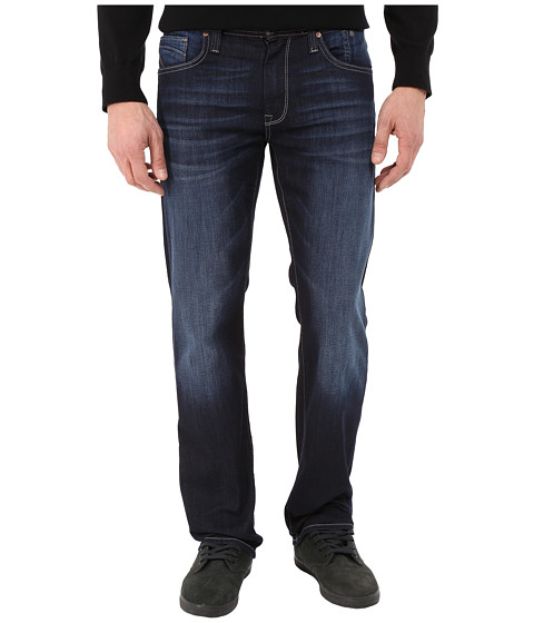 Mavi Jeans - Zach Regular Rise Straight in Deep Indigo (Deep Indigo) Men's Jeans