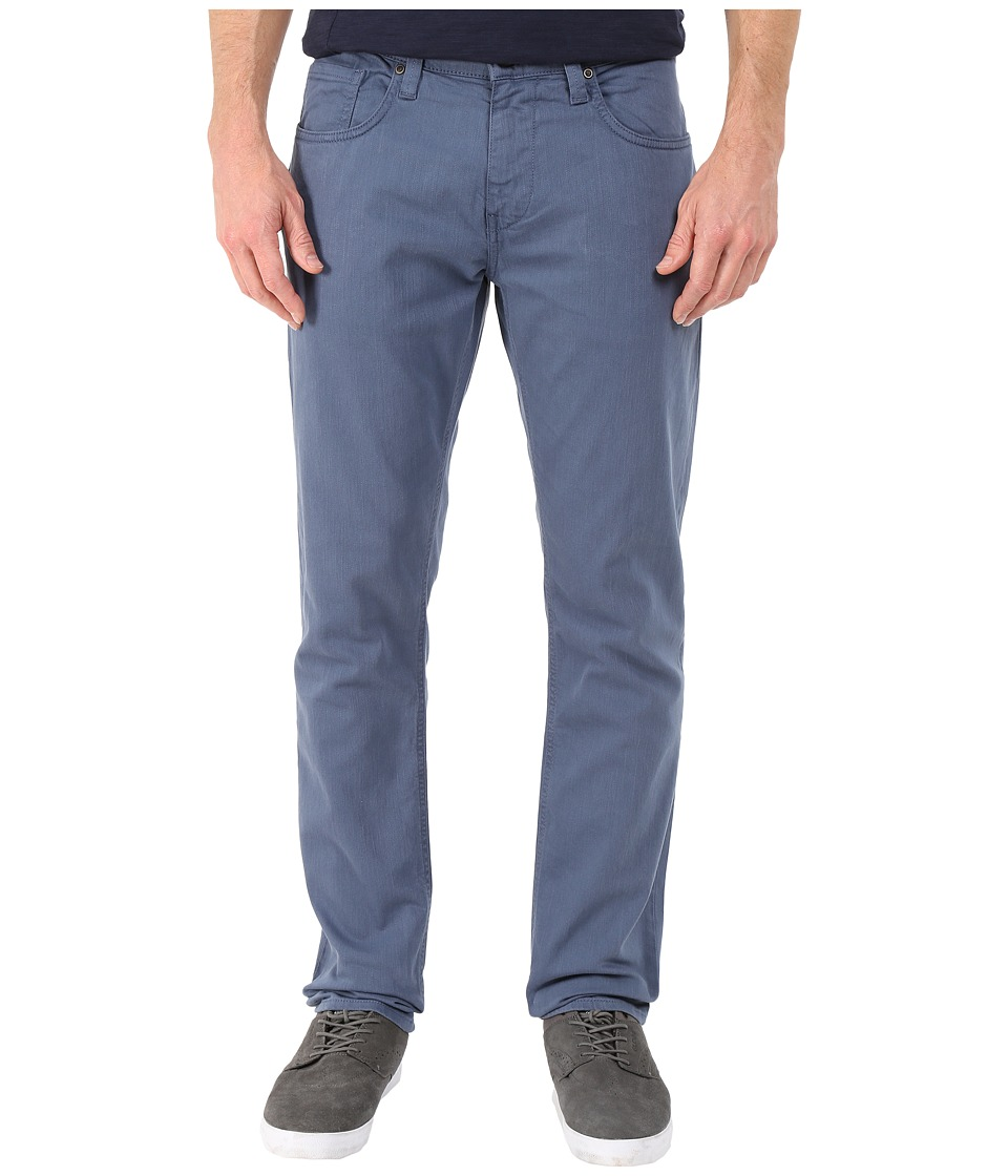Mavi Jeans - Jake Regular Rise Slim in Dusty Indigo Comfort (Dusty Indigo Comfort) Men's Jeans
