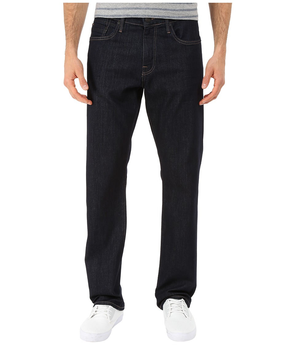 Mavi Jeans - Myles Mid-Rise Straight in Rinse Williamsburg (Rinse Williamsburg) Men's Jeans