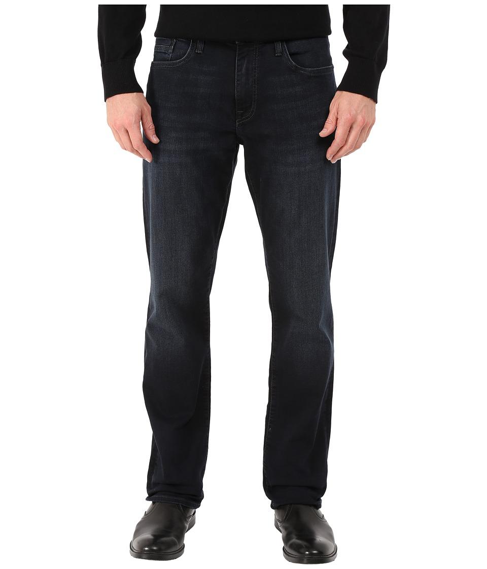 Mavi Jeans - Myles Mid-Rise Straight in Ink Williamsburg (Ink Williamsburg) Men's Jeans