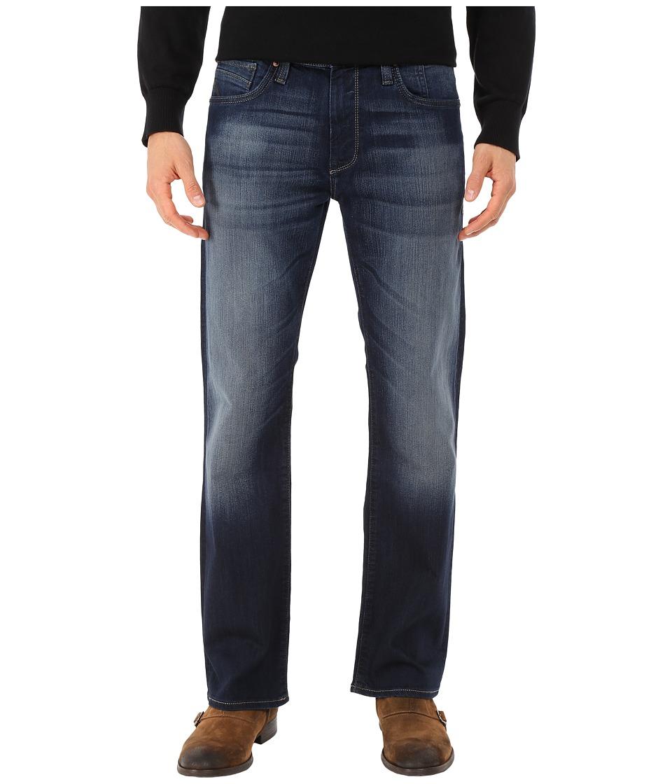 Mavi Jeans - Josh Regular Rise Bootcut in Ocean Maui (Ocean Maui) Men's Jeans
