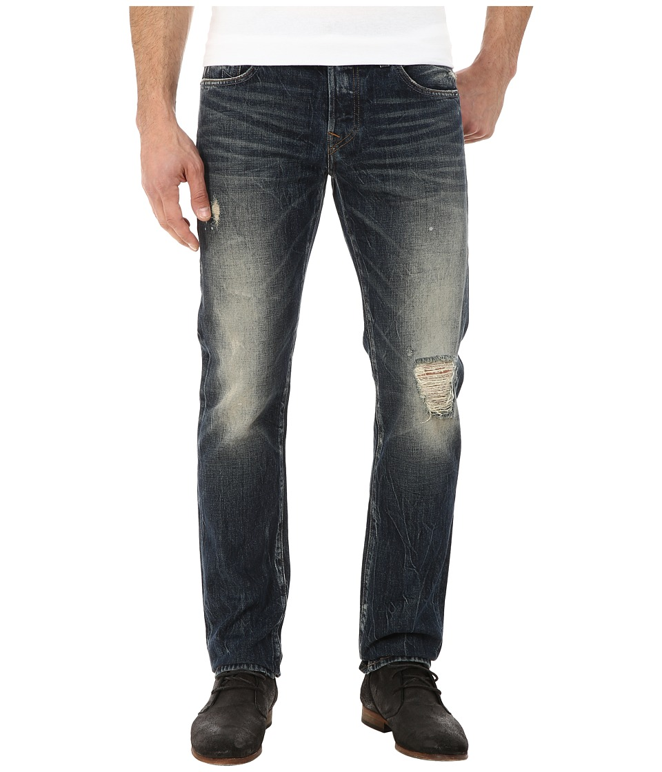 True Religion - Rocco Slim in Concrete Lake (Concrete Lake) Men's Jeans