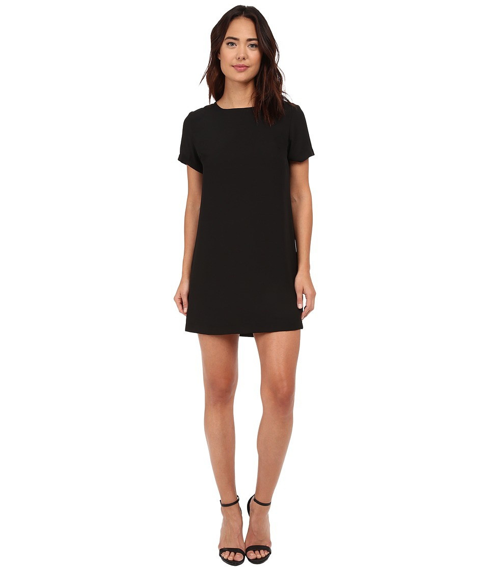 Lucy Love - Charlotte Shift Dress (Black) Women's Dress