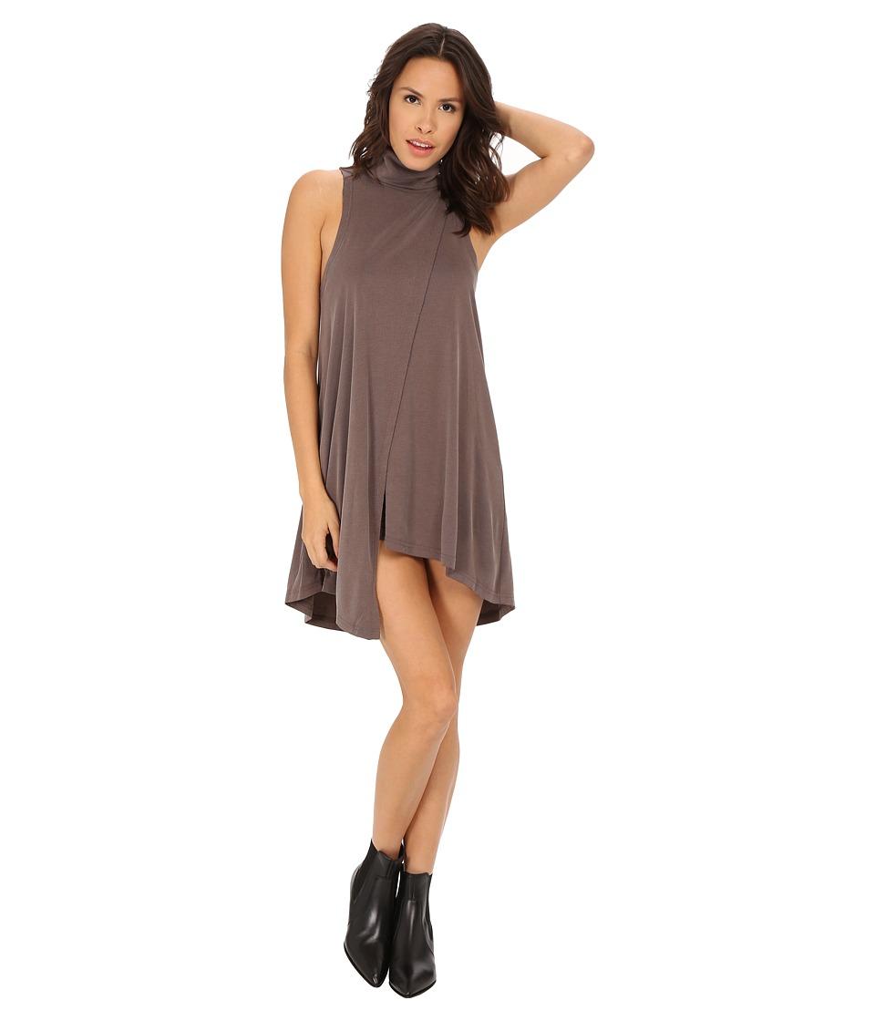 Free People - Queen Anne Dress (Mink) Women's Dress