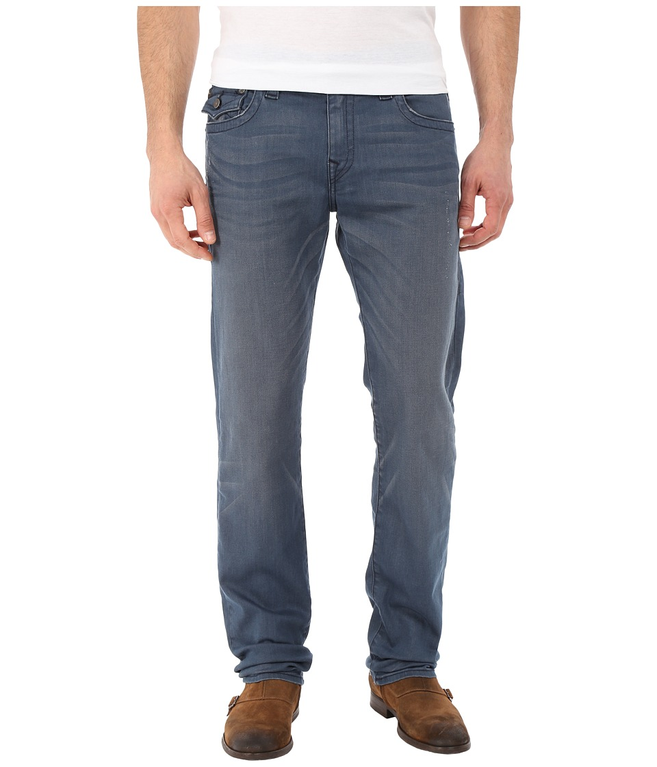 True Religion - Geno with Flap in Worn Underground (Worn Underground) Men's Jeans