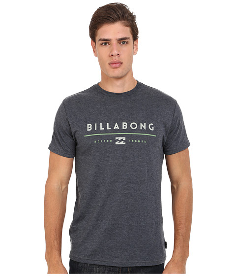 Billabong - Understand Tee (Indigo Heather) Men