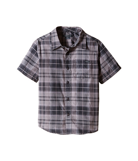 O'Neill Kids - Burns Woven Top (Little Kids) (Black) Boy's Clothing