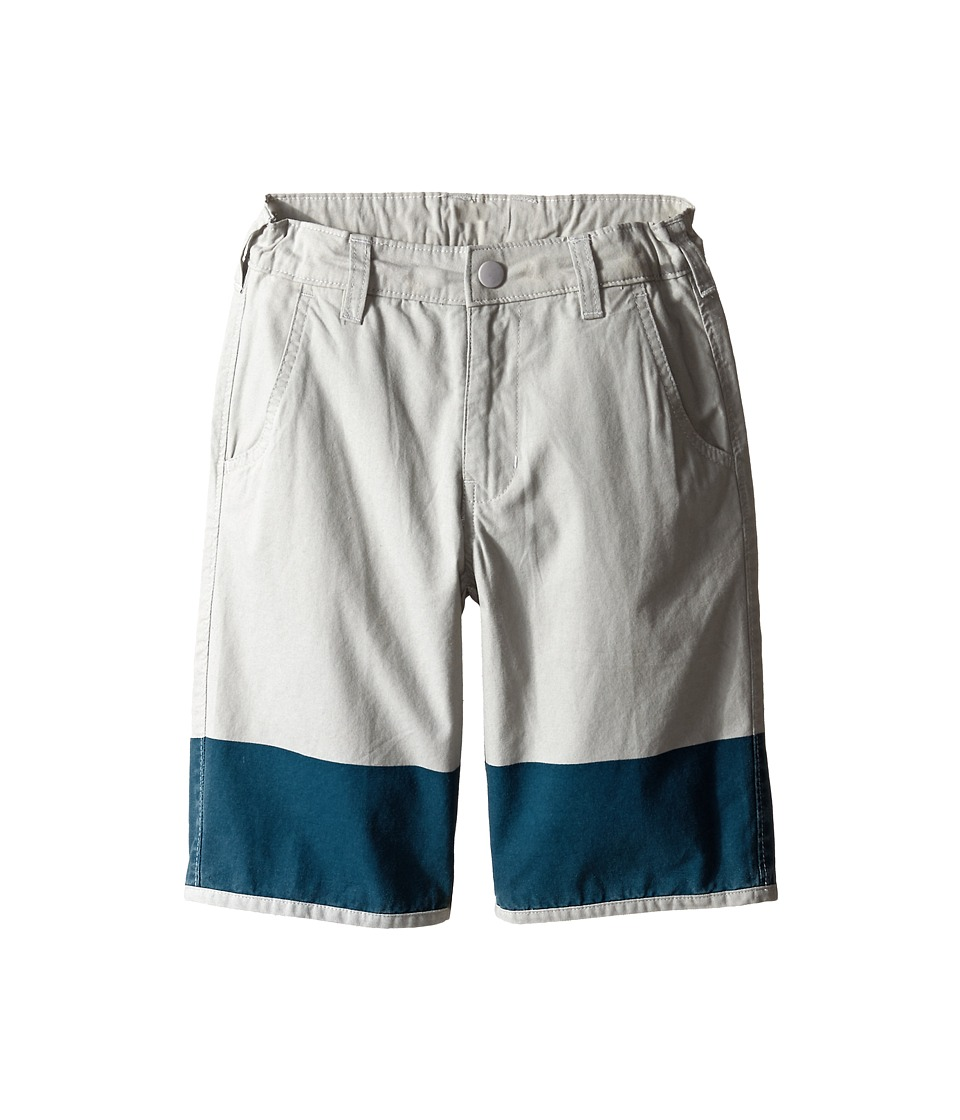 O'Neill Kids - Brooklyn Shorts (Little Kids) (Grey) Boy's Shorts