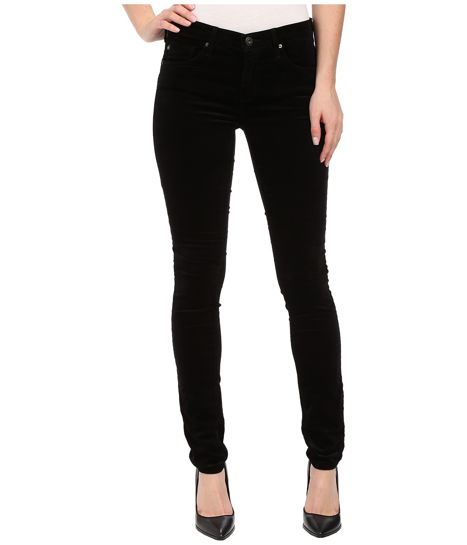 AG Adriano Goldschmied - The Legging in Super Black (Super Black) Women's Jeans