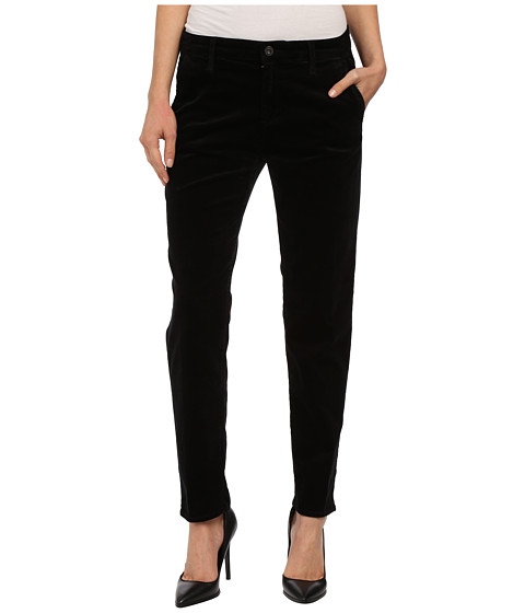 AG Adriano Goldschmied - The Caden in Super Black (Super Black) Women's Jeans