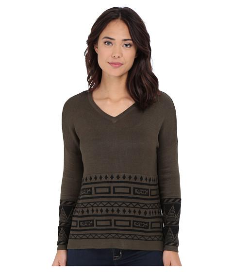 Hurley - Demi Pullover Sweater (Cargo Khaki) Women