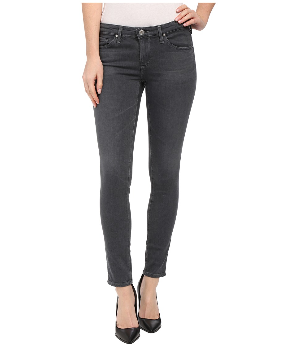 AG Adriano Goldschmied - The Legging Ankle in Grayhound (Grayhound) Women's Jeans