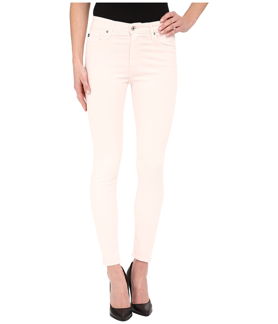 AG Adriano Goldschmied - The Farrah Skinny in Old Vintage Blush Pearl (Old Vintage Blush Pearl) Women's Jeans
