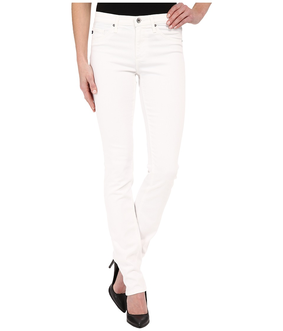 AG Adriano Goldschmied - The Harper in White (White) Women's Jeans