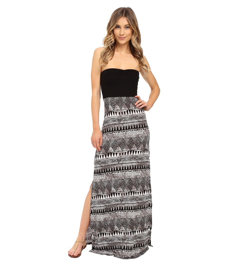 Hurley - Tomboy Maxi Dress (White) Women's Dress