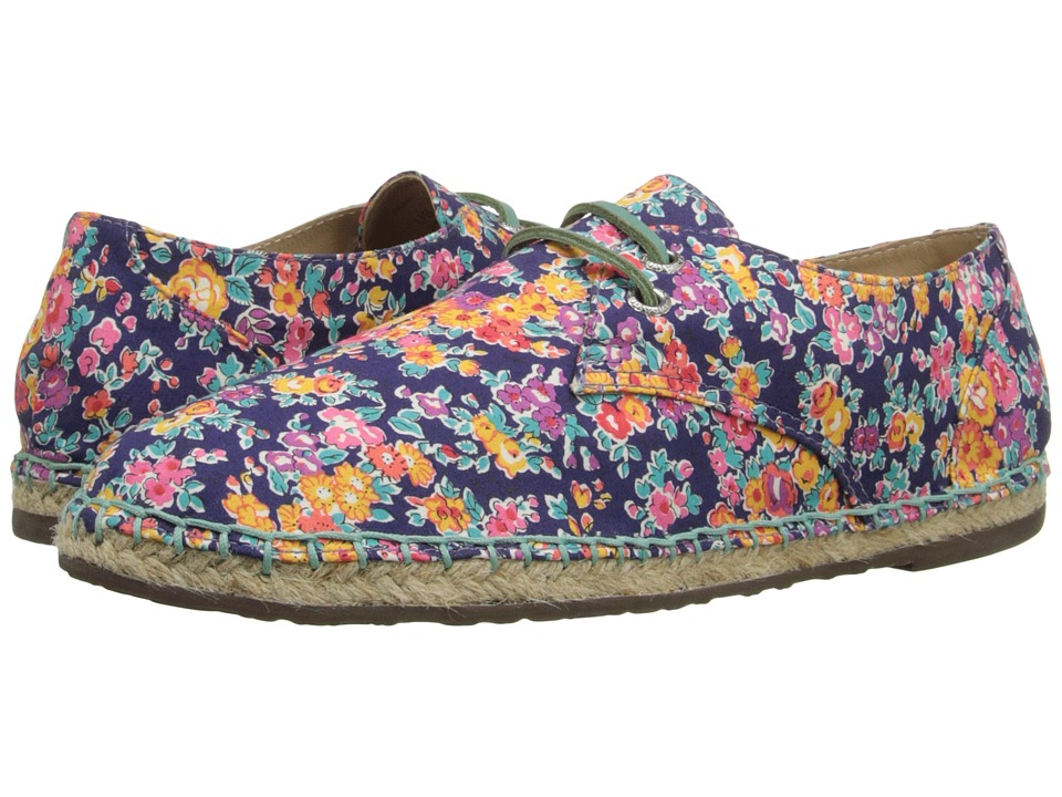 Sebago Darien Lace Up (Tatum Liberty Print) Women