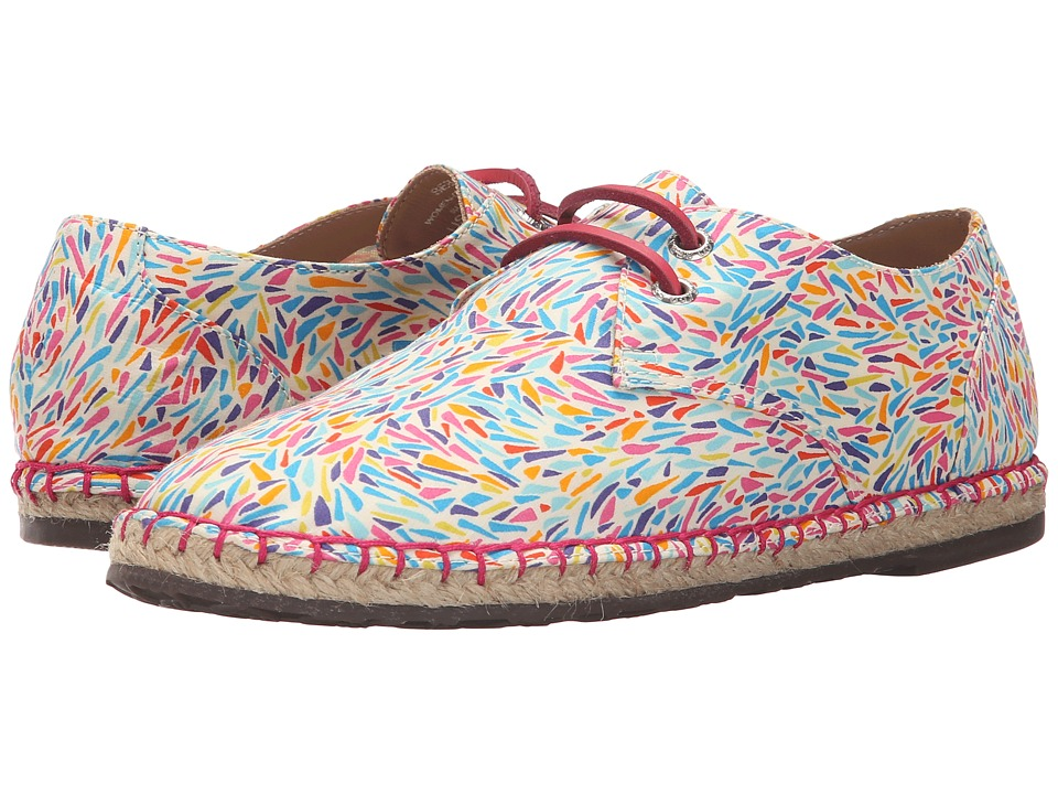 Sebago Darien Lace Up (Karter Liberty Print) Women