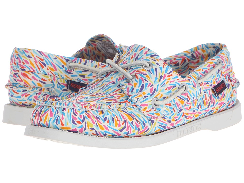 Sebago Dockside (Karter Liberty Print) Women