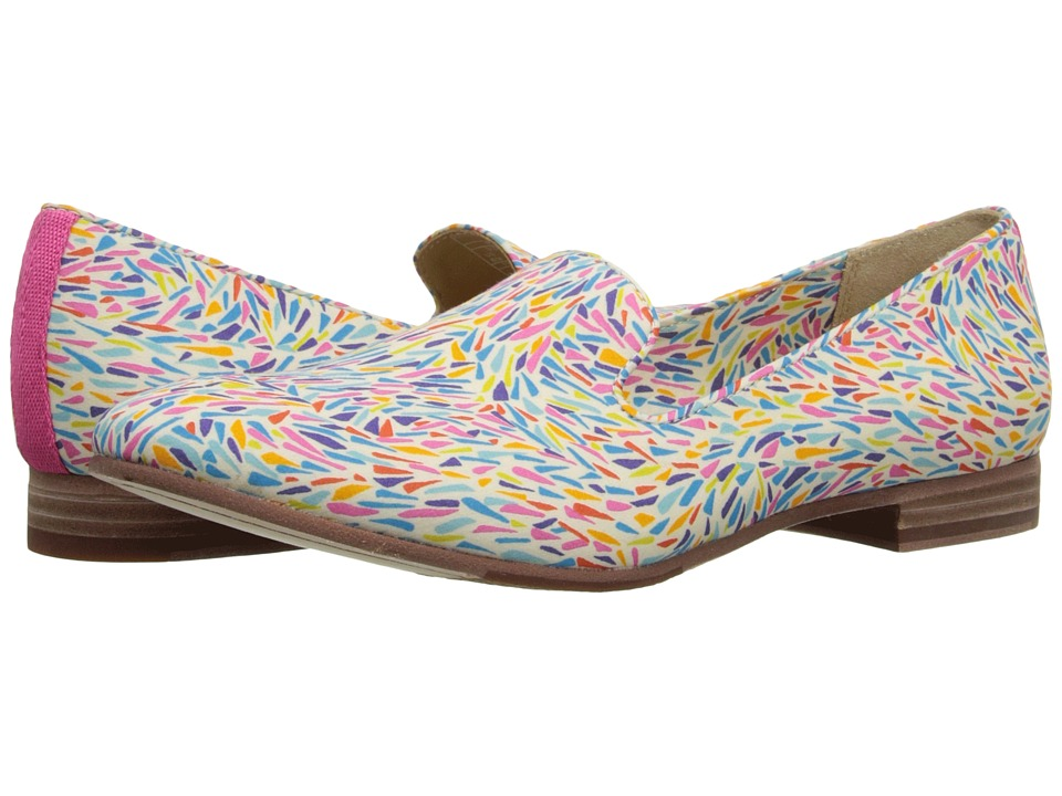 Sebago Hutton Smoking Flat (Karter Liberty Print) Women
